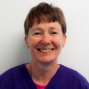 Andrea Hurrell, Senior Veterinary Surgeon at Springfield Veterinary Group