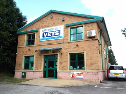 Crystal Peaks branch of Springfield Vets