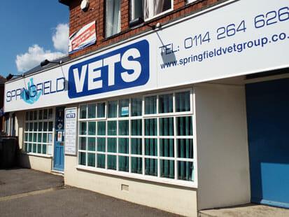 Gleadless branch of Springfield Vets