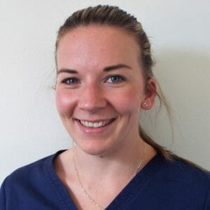 Rachael Frost, Veterinary Surgeon at Springfield Vets
