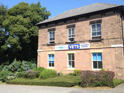 Rotherham branch of Springfield Vets